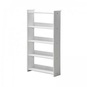 Noci Whitewash Shelf Unit